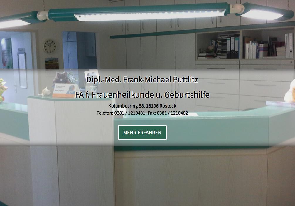 http://frauenarzt-puttlitz-rostock.de